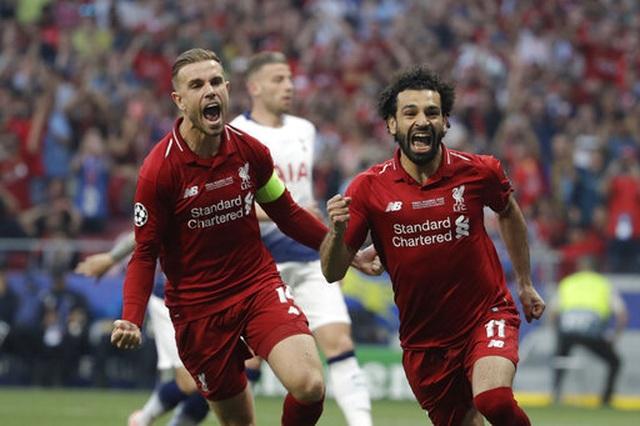 Nhìn lại chiến thắng ngọt ngào của Liverpool trước Tottenham - 12