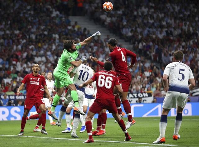Đánh bại Tottenham, Liverpool vô địch Champions League 2018/19 - 12