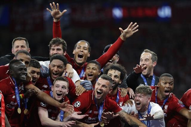 Đánh bại Tottenham, Liverpool vô địch Champions League 2018/19 - 1