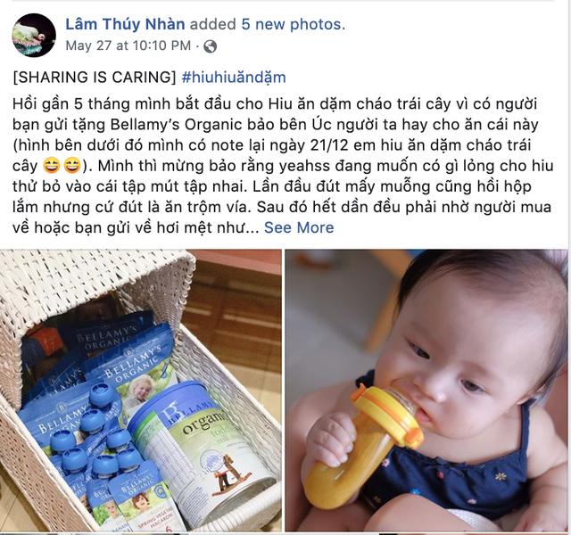 Bellamy's Organic – thương hiệu thực phẩm hữu cơ cho bé gây xôn xao trong giới hot mom sành sỏi - 4