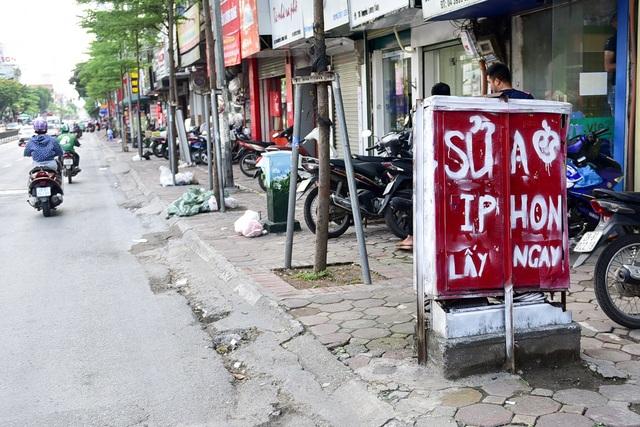 Gần 200 bốt điện ở Hà Nội biến hình đẹp như tranh - 15