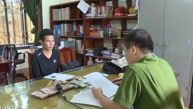 Vụ cướp hơn 500 triệu ở Agribank Phú Thọ: Hé lộ động cơ gây án - 1
