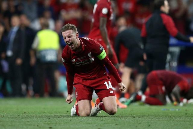 Đánh bại Tottenham, Liverpool vô địch Champions League 2018/19 - 2