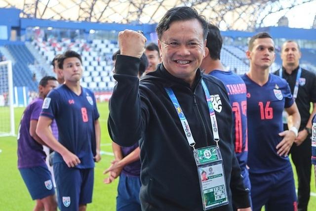 Vừa tới Buriram, HLV Thái Lan tuyên bố vô địch King's Cup - 1