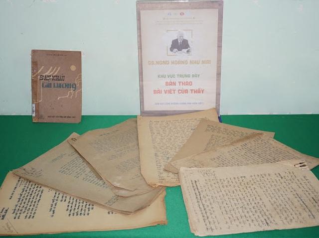 Kỷ niệm 100 năm ngày sinh cố Giáo sư Hoàng Như Mai, bàn về cách dạy và học văn thời 4.0 - 3