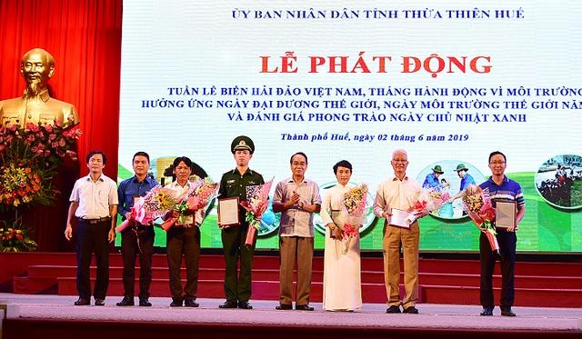 """Thủ tướng gửi thư khen phong trào """"xanh - sạch - sáng"""" của Thừa Thiên Huế - 6"""