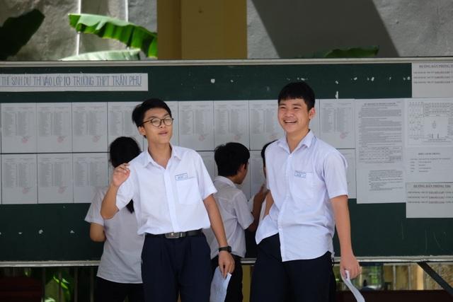 Tuyển sinh lớp 10 Đà Nẵng: Lời chào vào đề thi Văn - 2