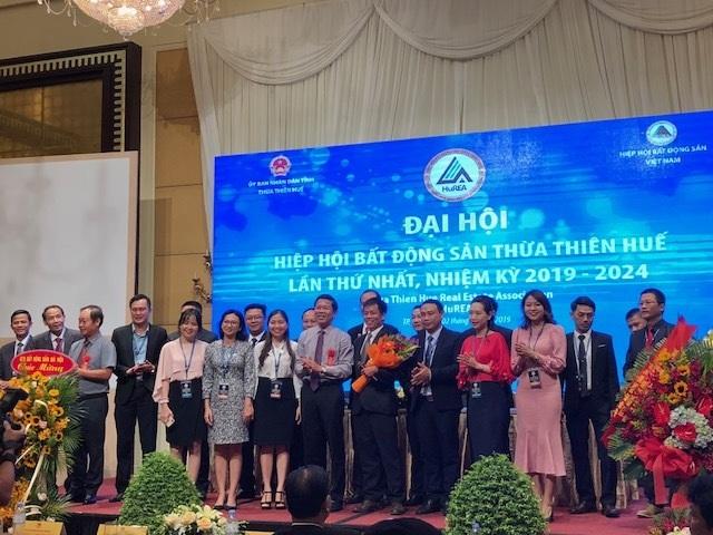 Ra mắt Hiệp hội Bất động sản Thừa Thiên Huế - 3