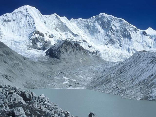 800 triệu người đối diện nguy hiểm khi các sông băng rộng lớn của châu Á bị thu hẹp - 1
