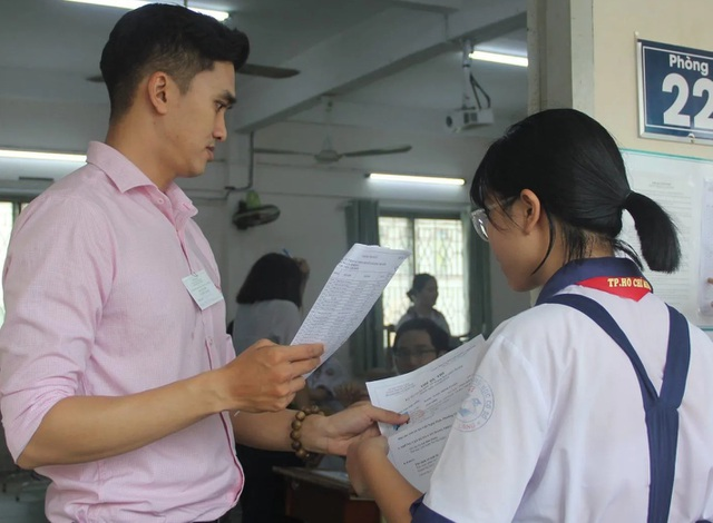 Hơn 80.000 học sinh TPHCM tranh suất vào lớp 10 công lập - 5
