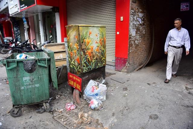 Gần 200 bốt điện ở Hà Nội biến hình đẹp như tranh - 14