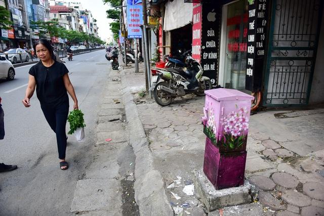 Gần 200 bốt điện ở Hà Nội biến hình đẹp như tranh - 10