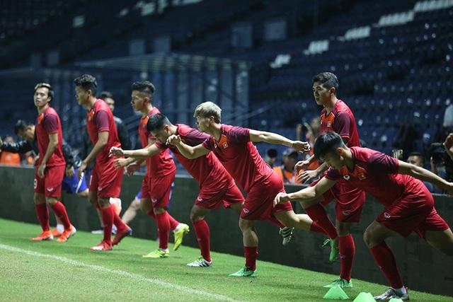 Công Phượng lộ sự căng thẳng trước cuộc đối đầu với Thái Lan - 1