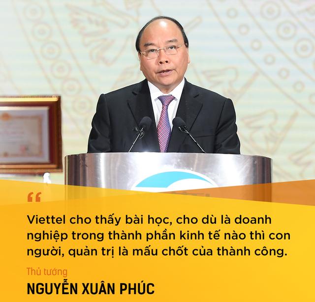 """Thủ tướng Nguyễn Xuân Phúc: """"Viettel xứng đáng là một hiện tượng, niềm tự hào của Việt Nam!"""" - 1"""