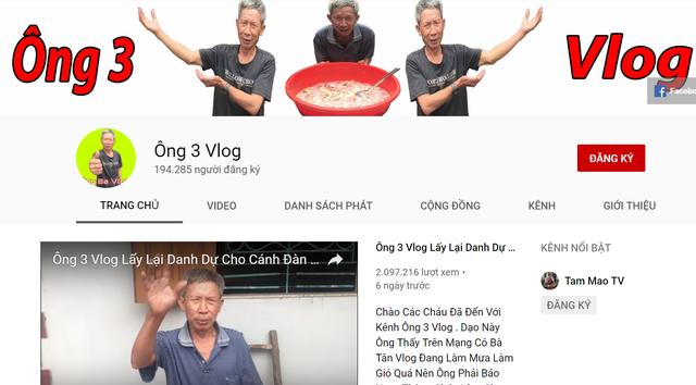 Ăn theo bà Tân, kênh YouTube ông già, bà già mọc lên như nấm - 2