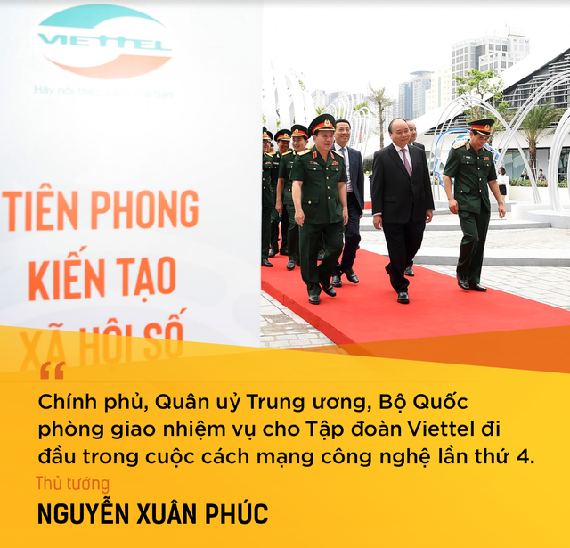 """Thủ tướng Nguyễn Xuân Phúc: """"Viettel xứng đáng là một hiện tượng, niềm tự hào của Việt Nam!"""" - 3"""