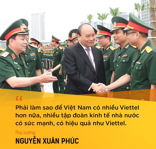 """Thủ tướng Nguyễn Xuân Phúc: """"Viettel xứng đáng là một hiện tượng, niềm tự hào của Việt Nam!"""" - 4"""