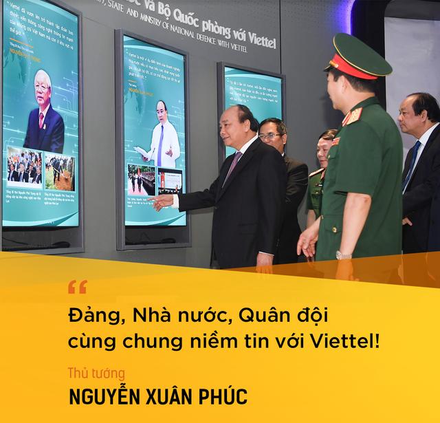 """Thủ tướng Nguyễn Xuân Phúc: """"Viettel xứng đáng là một hiện tượng, niềm tự hào của Việt Nam!"""" - 2"""