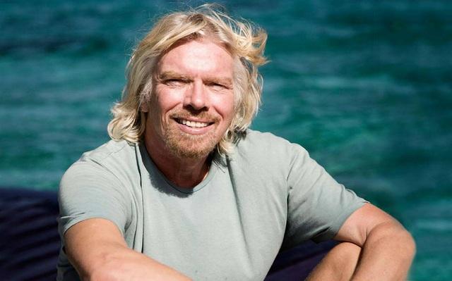 7 chìa khoá cho cuộc sống hạnh phúc và thành công từ tỷ phú Richard Branson - 1