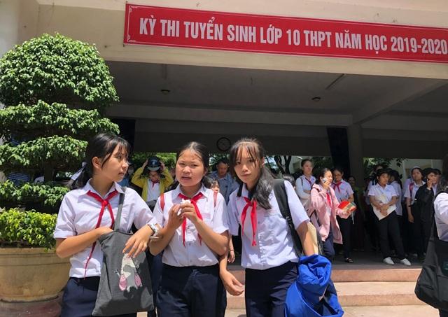 Tuyển sinh lớp 10 Đà Nẵng: Đề Toán phân hóa cao - 2