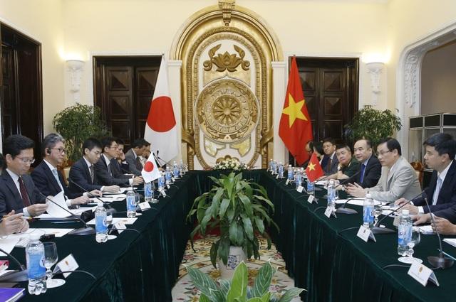 Việt Nam - Nhật Bản đối thoại đối tác chiến lược - 1