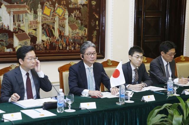 Việt Nam - Nhật Bản đối thoại đối tác chiến lược - 3