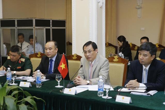 Việt Nam - Nhật Bản đối thoại đối tác chiến lược - 2