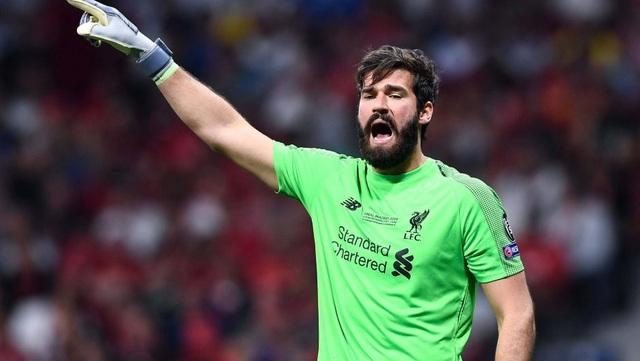 Đội hình tiêu biểu Champions League: Liverpool thống trị - 1