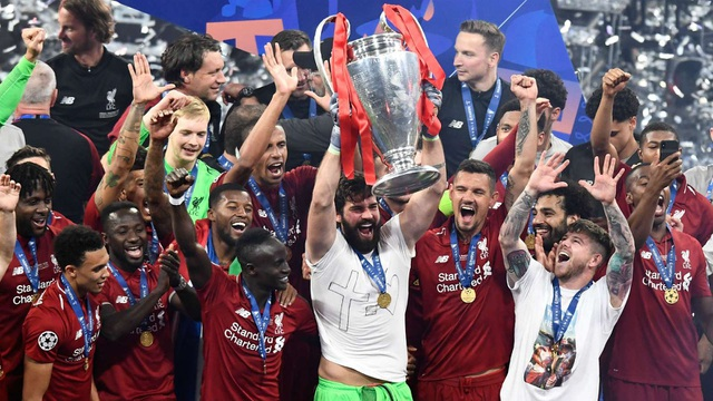 Liverpool mất 4 triệu bảng sau khi vô địch Champions League - 1
