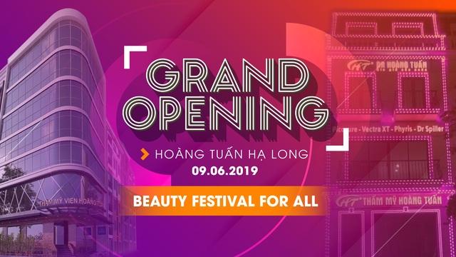 Ngày hội thẩm mỹ lớn nhất 2019 lần đầu tiên được tổ chức tại Quảng Ninh - 1