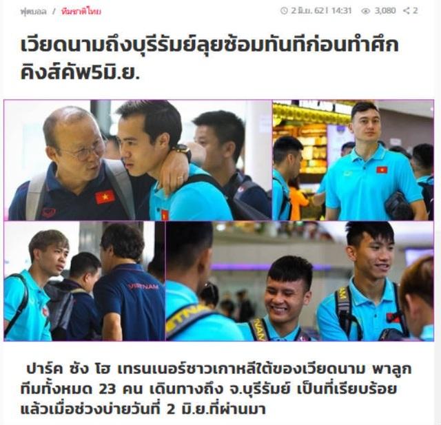 Báo Thái chỉ ra 5 cầu thủ đáng sợ nhất của đội tuyển Việt Nam - 1