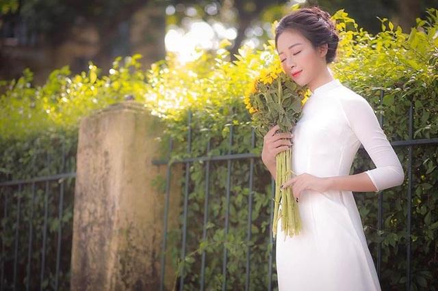 """Cô giáo mầm non tương lai xứ Nghệ bỗng """"nổi như cồn"""" vì xinh đẹp - 3"""