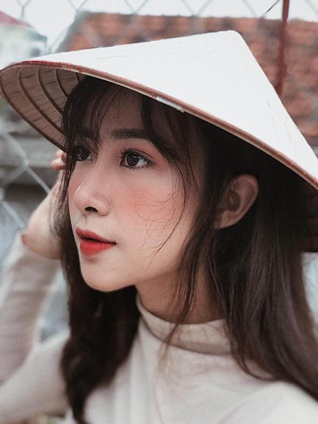 """Cô giáo mầm non tương lai xứ Nghệ bỗng """"nổi như cồn"""" vì xinh đẹp - 5"""