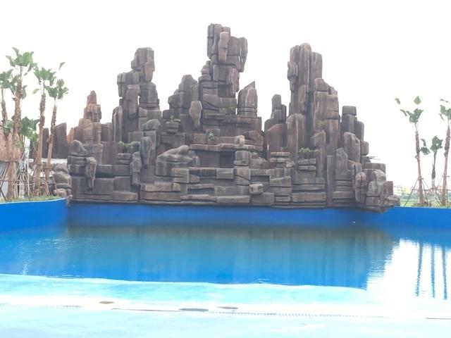 Ngày 10/6 Hà Nội:  Đưa công viên nước hiện đại nhất Thủ đô vào hoạt động - 7