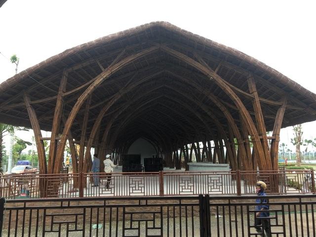 Ngày 10/6 Hà Nội:  Đưa công viên nước hiện đại nhất Thủ đô vào hoạt động - 9