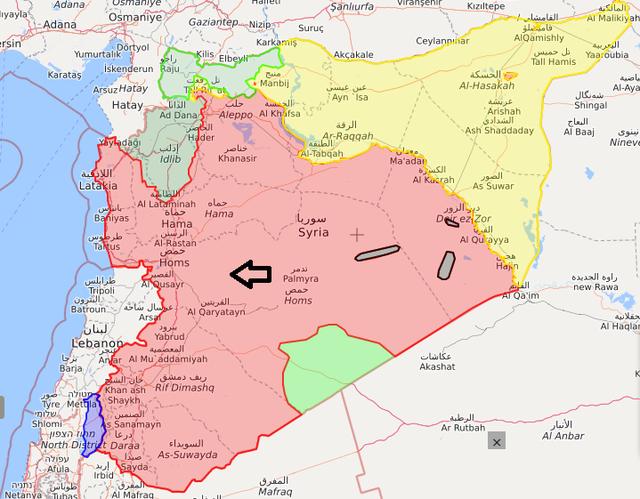 """Israel bị """"tố"""" tấn công cơ sở quân sự Syria lần thứ 2 trong 24 giờ - 1"""
