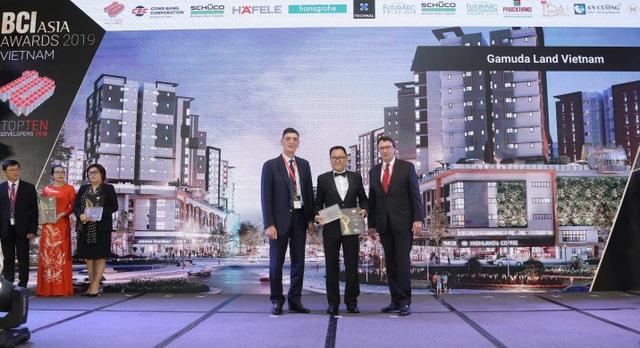 Gamuda Land được vinh danh Top 10 Nhà phát triển bất động sản tốt nhất Việt Nam - 1