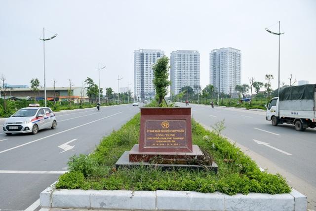 Đường 8 làn xe mới hoàn thành ở cửa ngõ Tây Bắc Hà Nội - 10