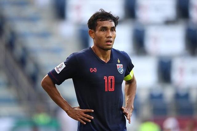 Đội tuyển Thái Lan có nguy cơ mất chân sút số 1 ở trận gặp tuyển Việt Nam - 1