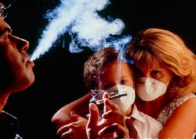Mỗi năm có 1 triệu người vô tội  tử vong do hút thuốc lá thụ động - 2