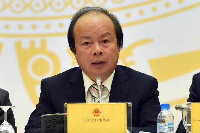 Cảnh cáo Thứ trưởng Bộ Tài chính Huỳnh Quang Hải - 1