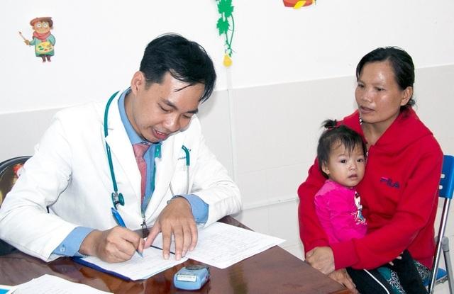 Bệnh nhi miền Tây không phải lên tận TP Hồ Chí Minh khám chữa bệnh - 1