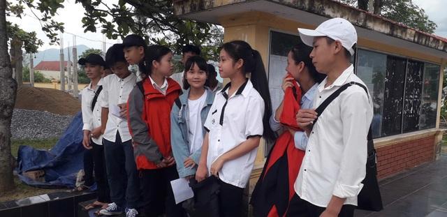Quảng Bình: Hơn 6.400 thí sinh bước vào kỳ thi tuyển sinh lớp 10 - 1