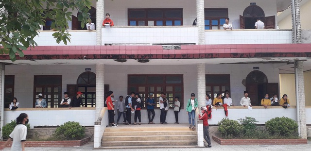 Quảng Bình: Hơn 6.400 thí sinh bước vào kỳ thi tuyển sinh lớp 10 - 3