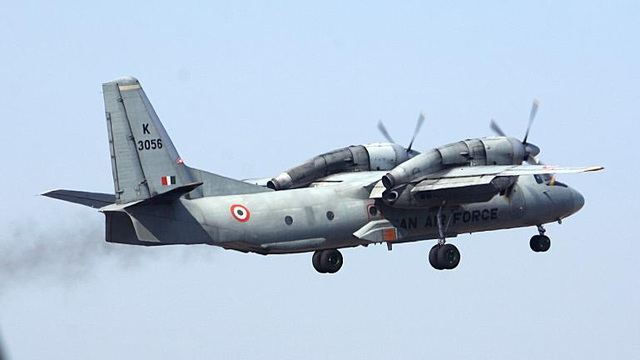 Máy bay quân sự Ấn Độ chở 13 người mất tích gần biên giới với Trung Quốc - 1
