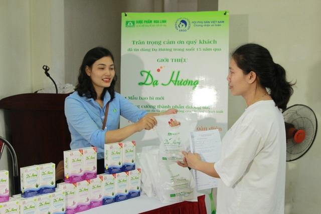Khám sức khoẻ sinh sản miễn phí cho gần 1.000 Nữ công nhân - 3