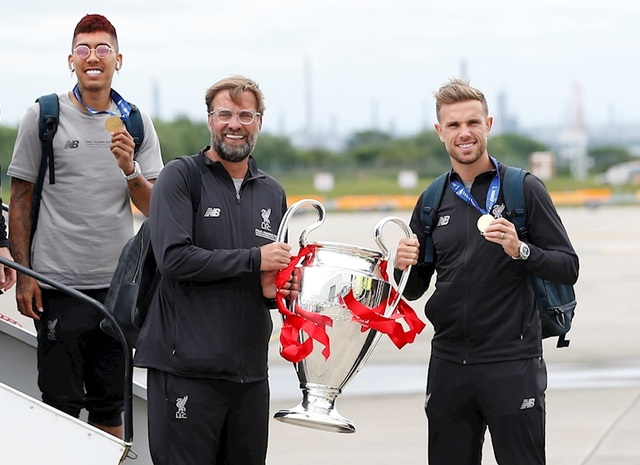 Vô địch Champions League, Liverpool cân bằng kỷ lục danh hiệu cao quý với MU - 2