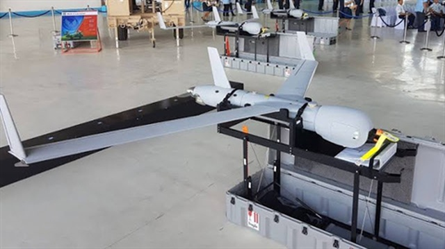 Mỹ chuyển giao UAV hiện đại cho Việt Nam - 1