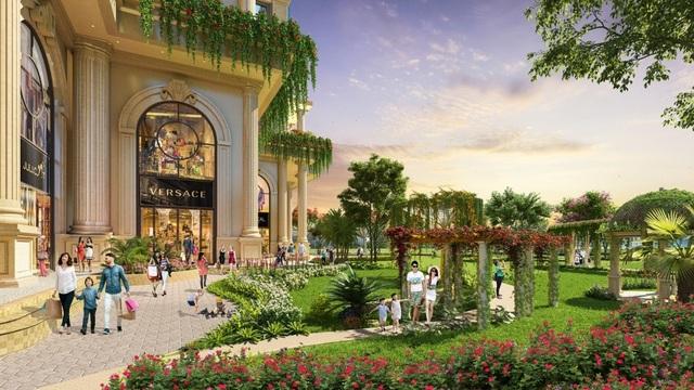 Trải nghiệm Resort 5 sao  vườn La Mã trên không tại Thủ Thiêm - 3