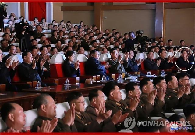 """""""Cánh tay phải"""" của ông Kim Jong-un xuất hiện giữa tin đồn bị thanh trừng - 1"""